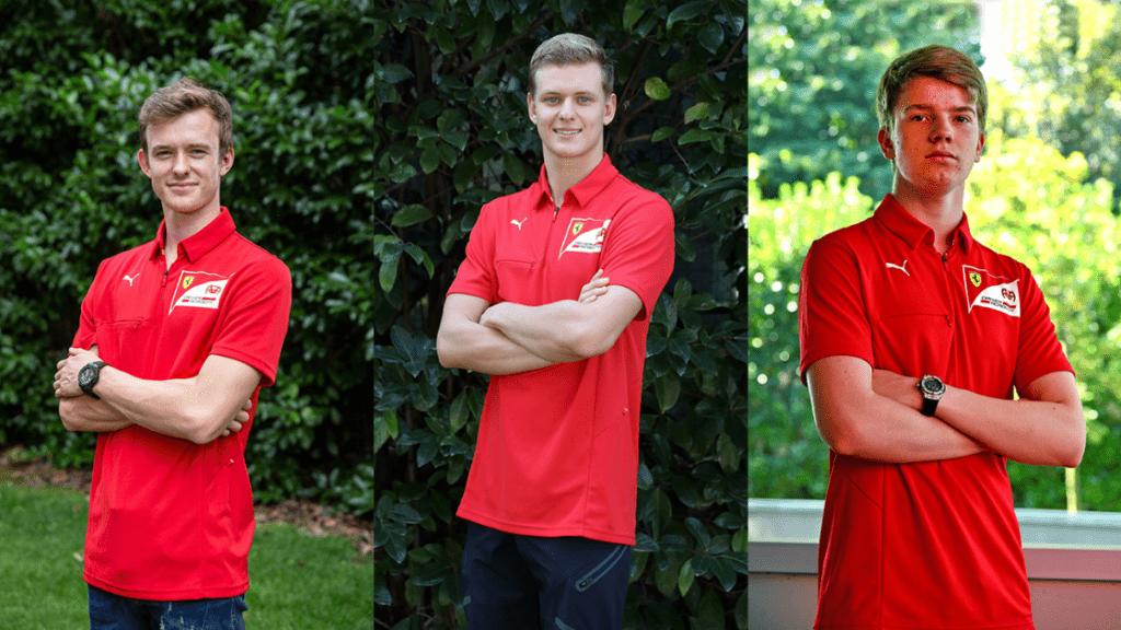 Schumacher, Ilott i Shwartzman zadebiutują w treningach F1