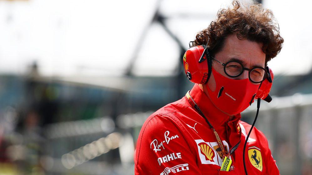 """Mattia Binotto: """"Powrót Ferrari do formy może zająć kilka lat"""""""