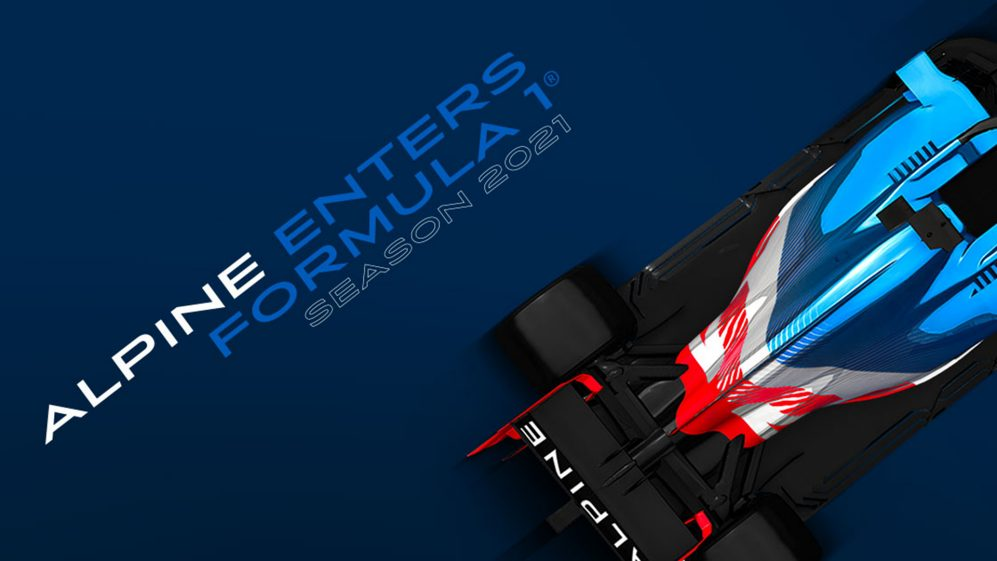 PILNE: Alpine zastąpi Renault w stawce F1 od 2021 roku