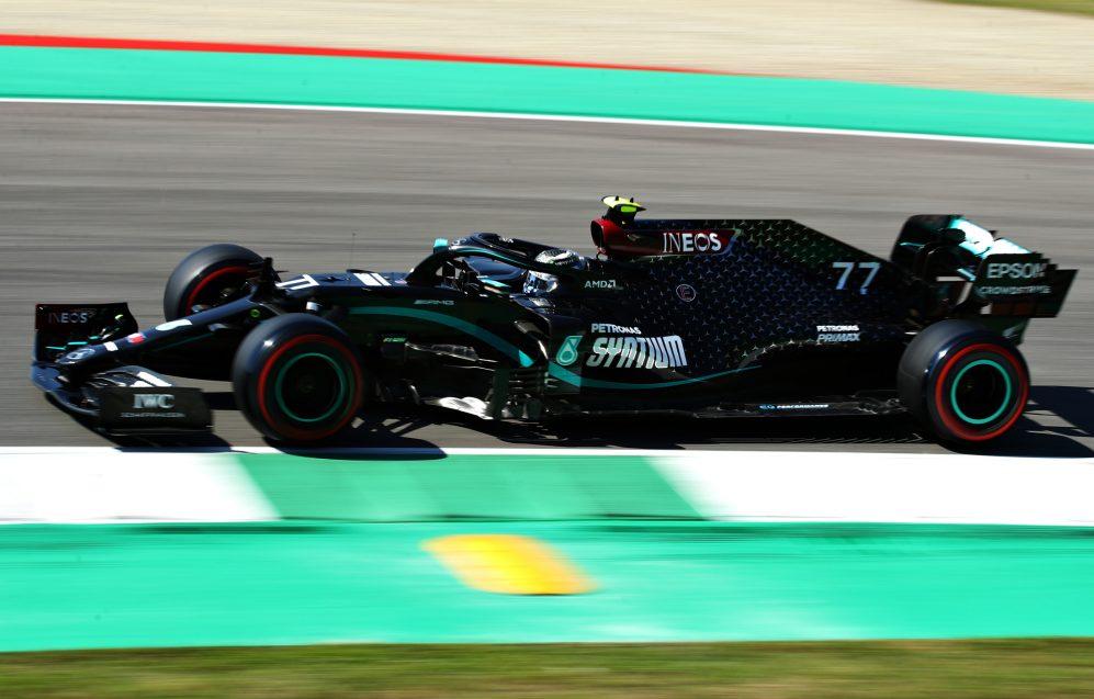 Bottas wygrywa FP3 przed GP Toskanii, Verstappen w dobrej dyspozycji