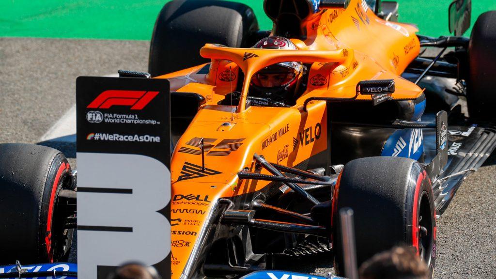 Carlos Sainz pozytywnie zdziwiony po kwalifikacjach