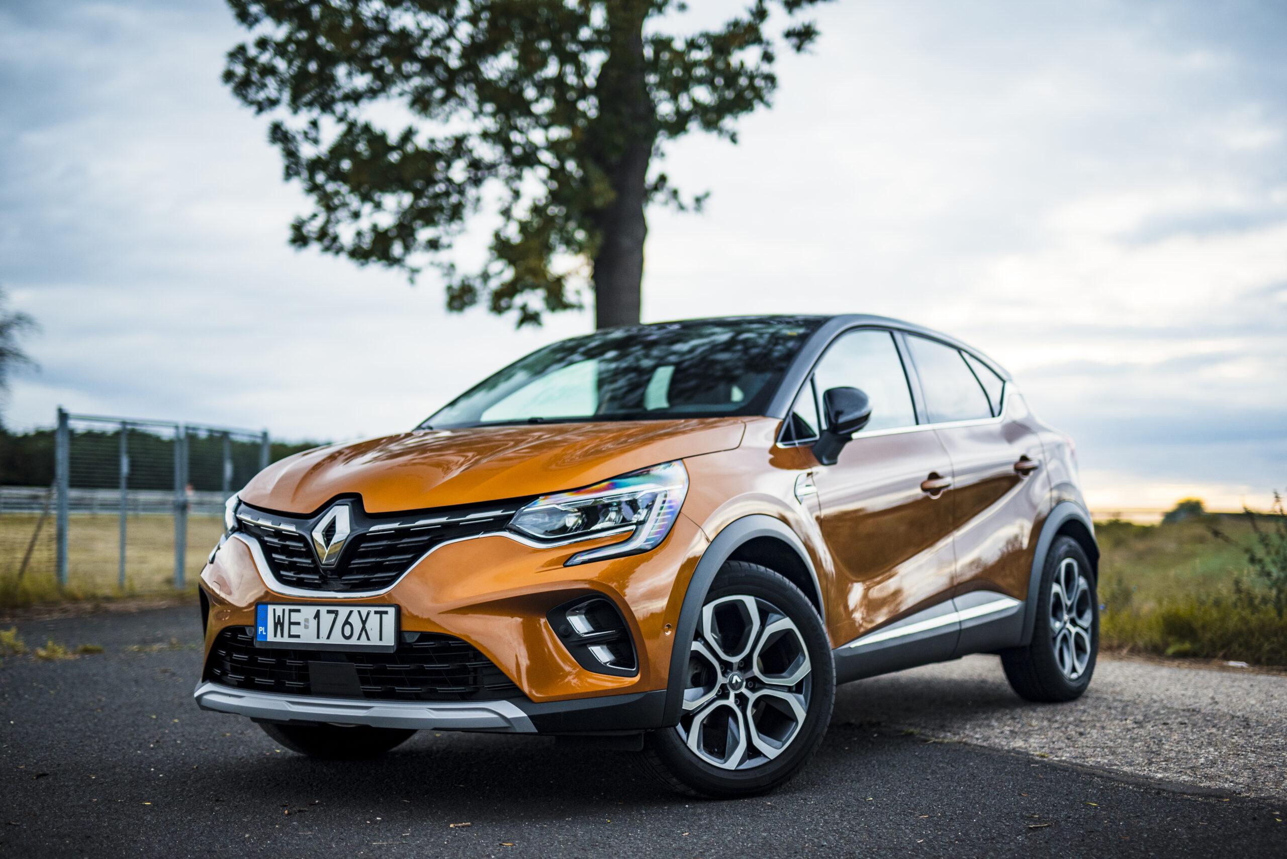 Renault Captur INTENS 1.3 TCe 130