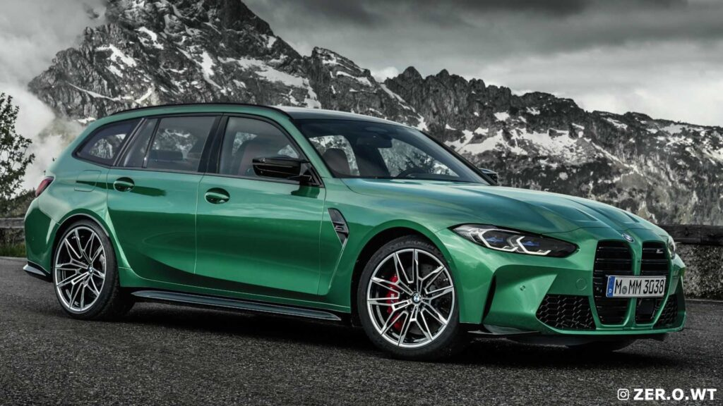 Mało wam kontrowersji? Spójrzcie na BMW M3 w wersji Touring