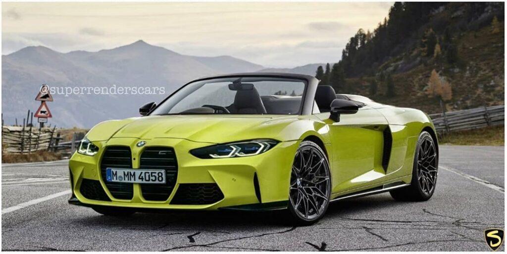 Tak powinno wyglądać BMW M4 Cabrio, ale jednak nie powstanie