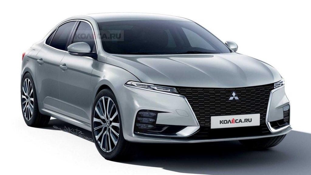 Mitsubishi Galant 2021 – czyli jak zrobić Renault Talisman po japońsku