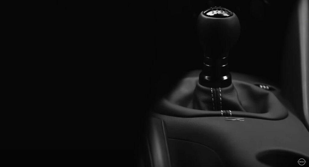 Nissan Z Proto z kolejną zapowiedzią – manualna skrzynia biegów
