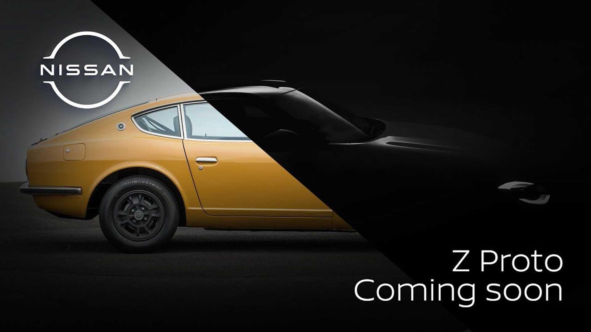 Nissan Z ProtoNissan Z Proto