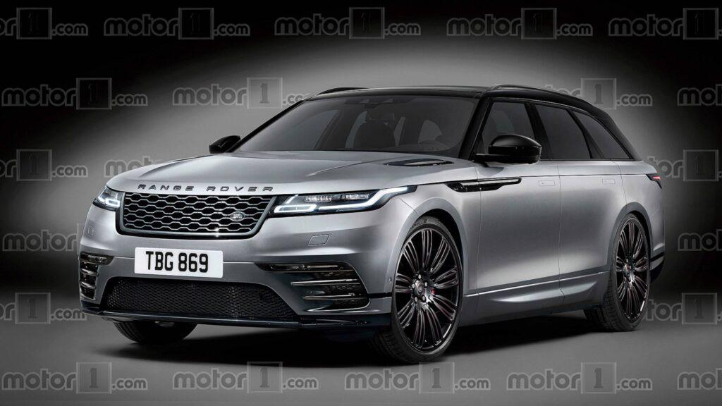 Oficjalnie: pojawi się elektryczny Land Rover Range Rover i Jaguar XJ