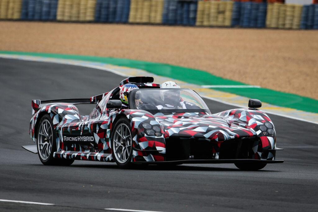 Toyota GR Super Sport niepewna po wypadku. Rozwój LMH niezagrożony