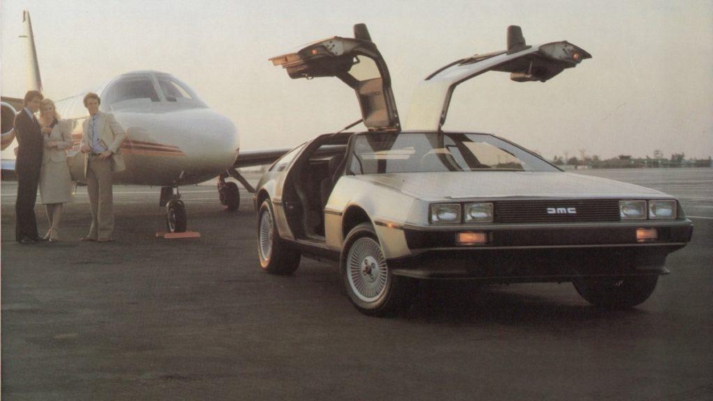 DeLorean DMC-12 – najpiękniejsza finansowa katastrofa