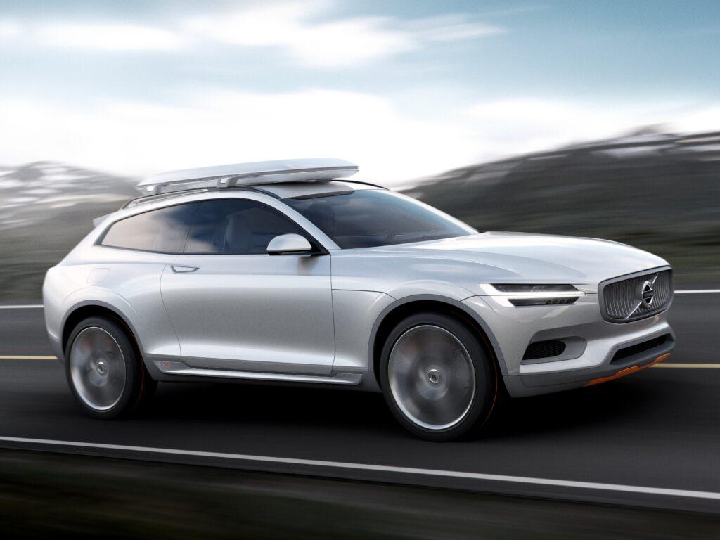 Volvo pracuje nad małym, elektrycznym Crossoverem o nazwie XC20
