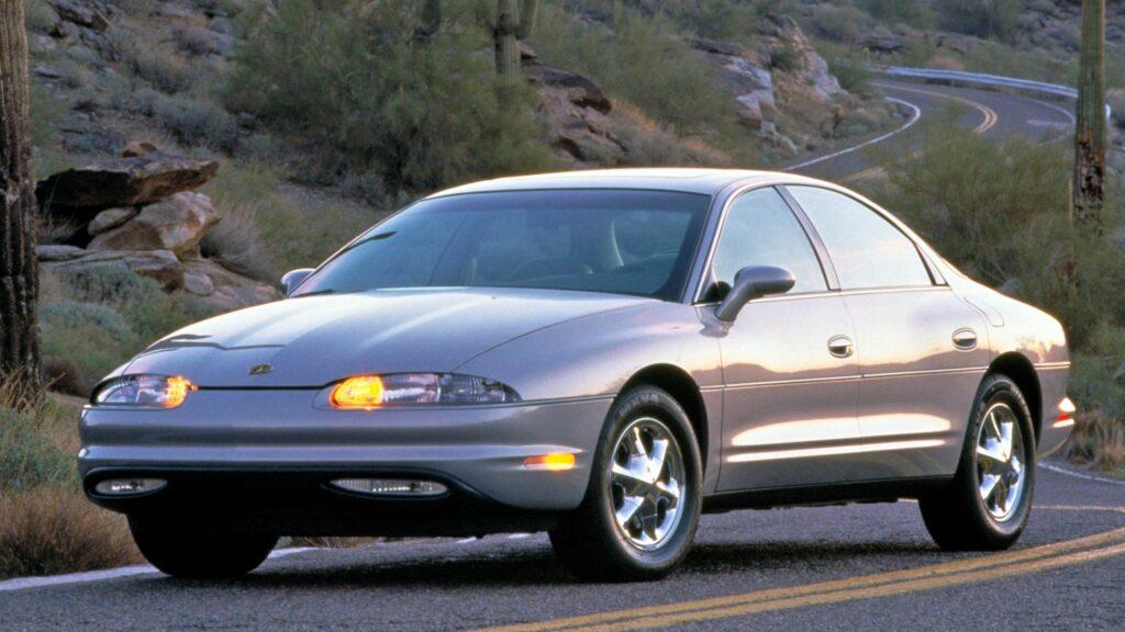 Oldsmobile Aurora – próba ucieczki przed śmiercią