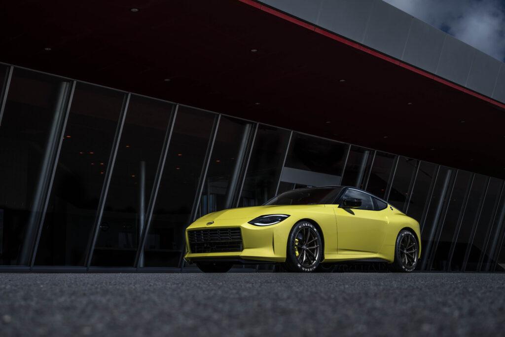 Nowy Nissan Z będzie bazować stylistycznie na Z Proto