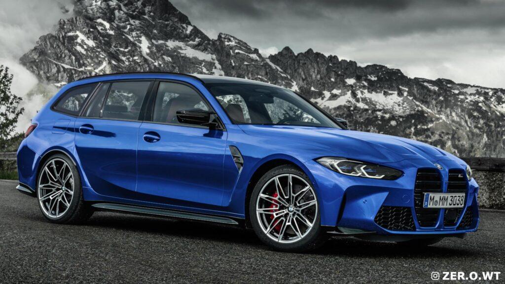 BMW M3 Touring – tylko z napędem na cztery koła i automatem