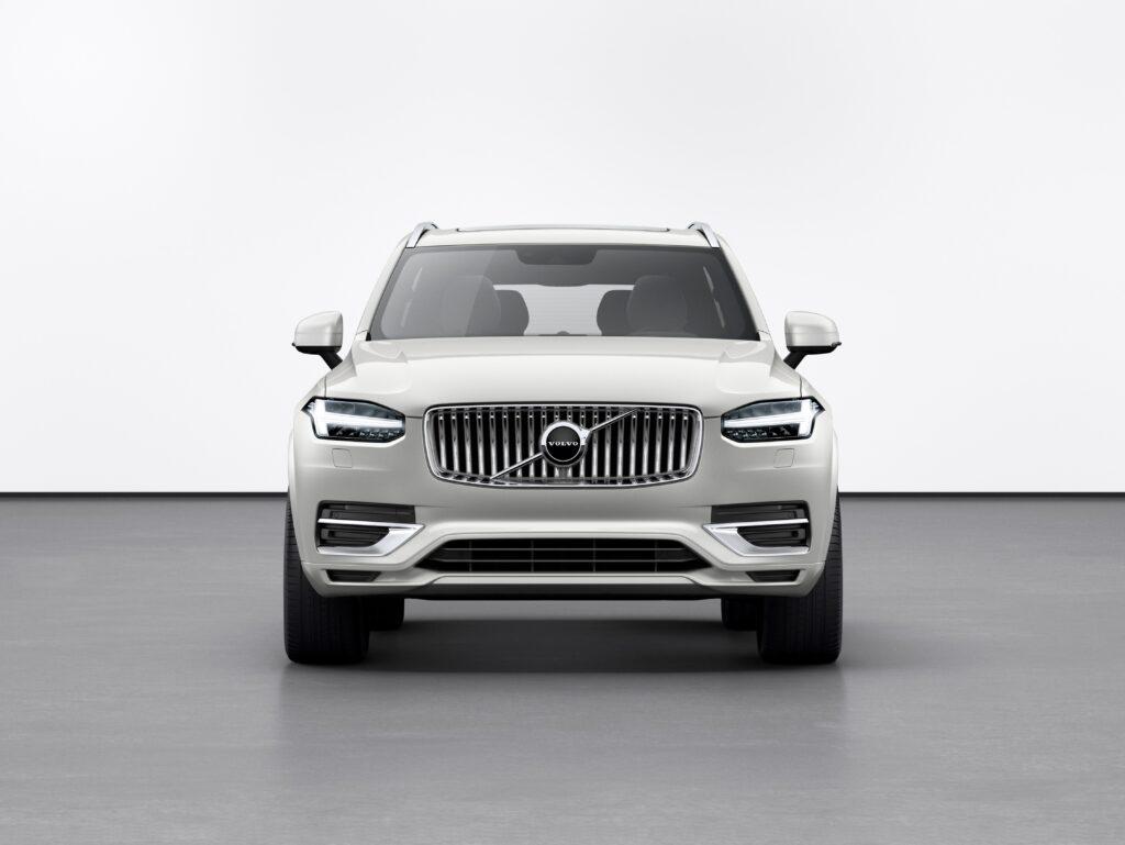Nowe Volvo XC90 może być ostatnim autem spalinowym szwedzkiej marki