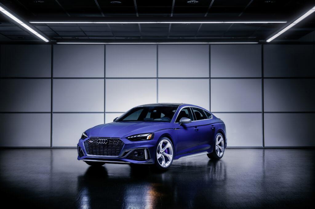 Audi RS5 Coupe i Sportback – dwie edycje specjalne – Ascari i Black Optic