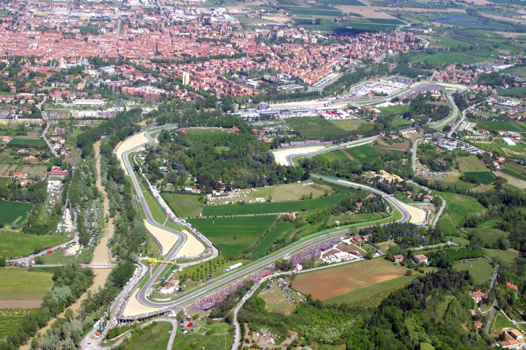 Grand Prix Emilia-Romania na Imoli odbędzie się bez kibiców!