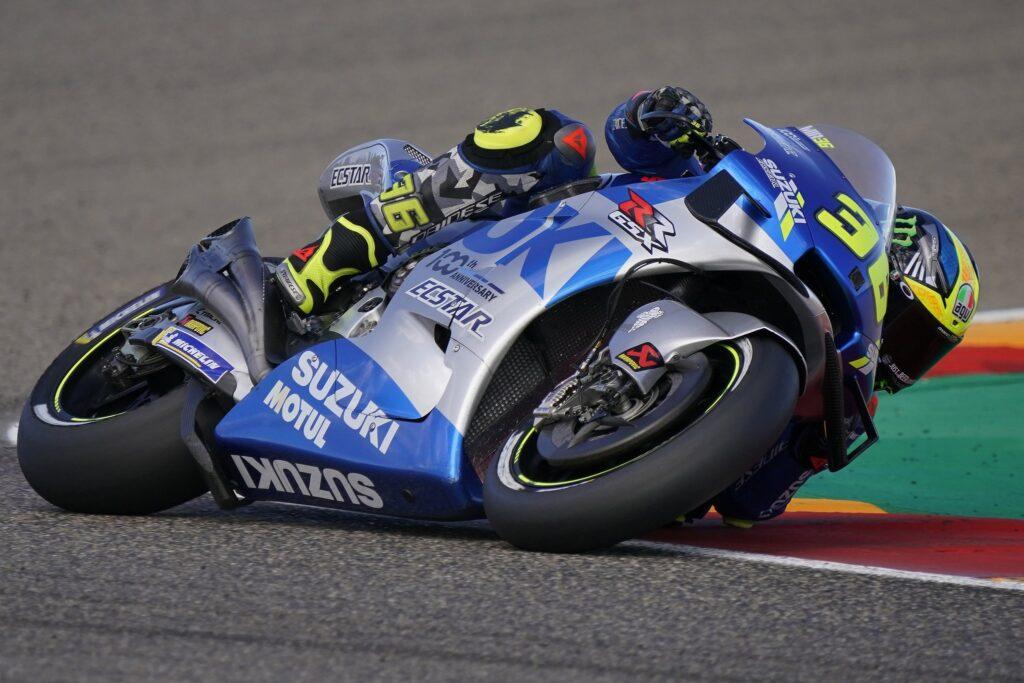Joan Mir: Walka o tytuł MotoGP ma dla mnie podobną wartość do Moto3