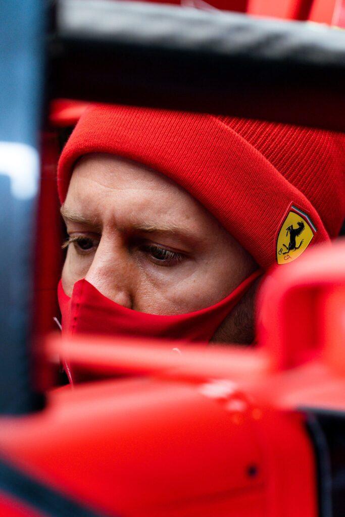 Vettel przyznał, że podjął za duże ryzyko podczas Grand Prix Eifelu