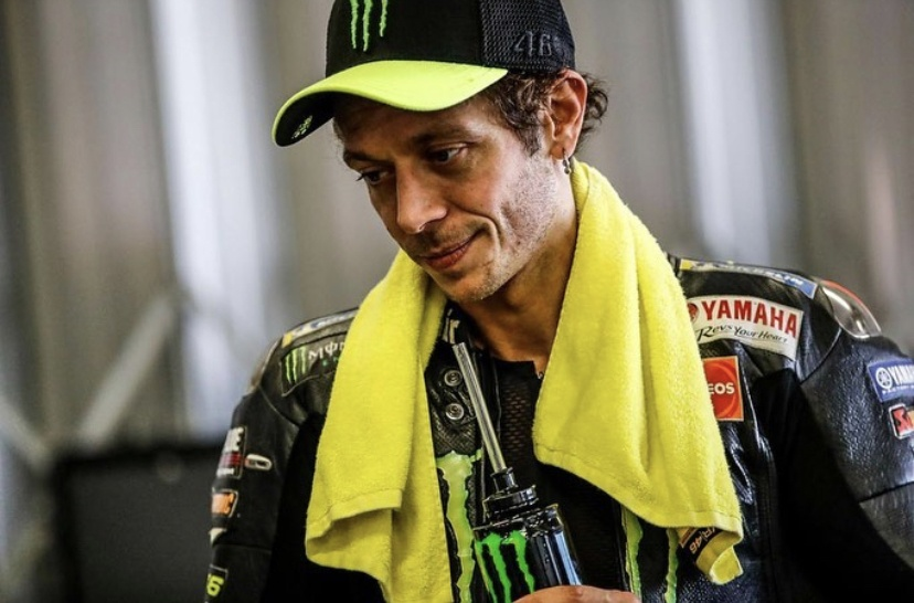 COVID-19 u legendy – Valentino Rossi z pozytywnym wynikiem