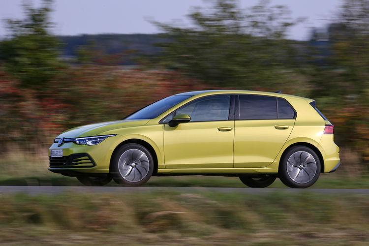 Volkswagen Golf TGI w przedsprzedaży z fabryczną instalacją gazową