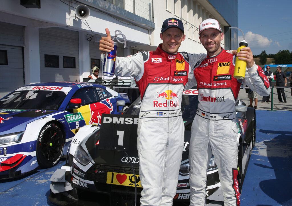 Mattias Ekstrom zmartwiony nadejściem wielu pay-driverów do DTM