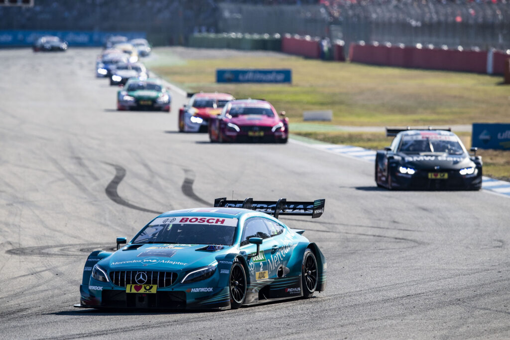 Gerhard Berger spodziewa się powrotu Mercedesa do DTM w klasie GT3