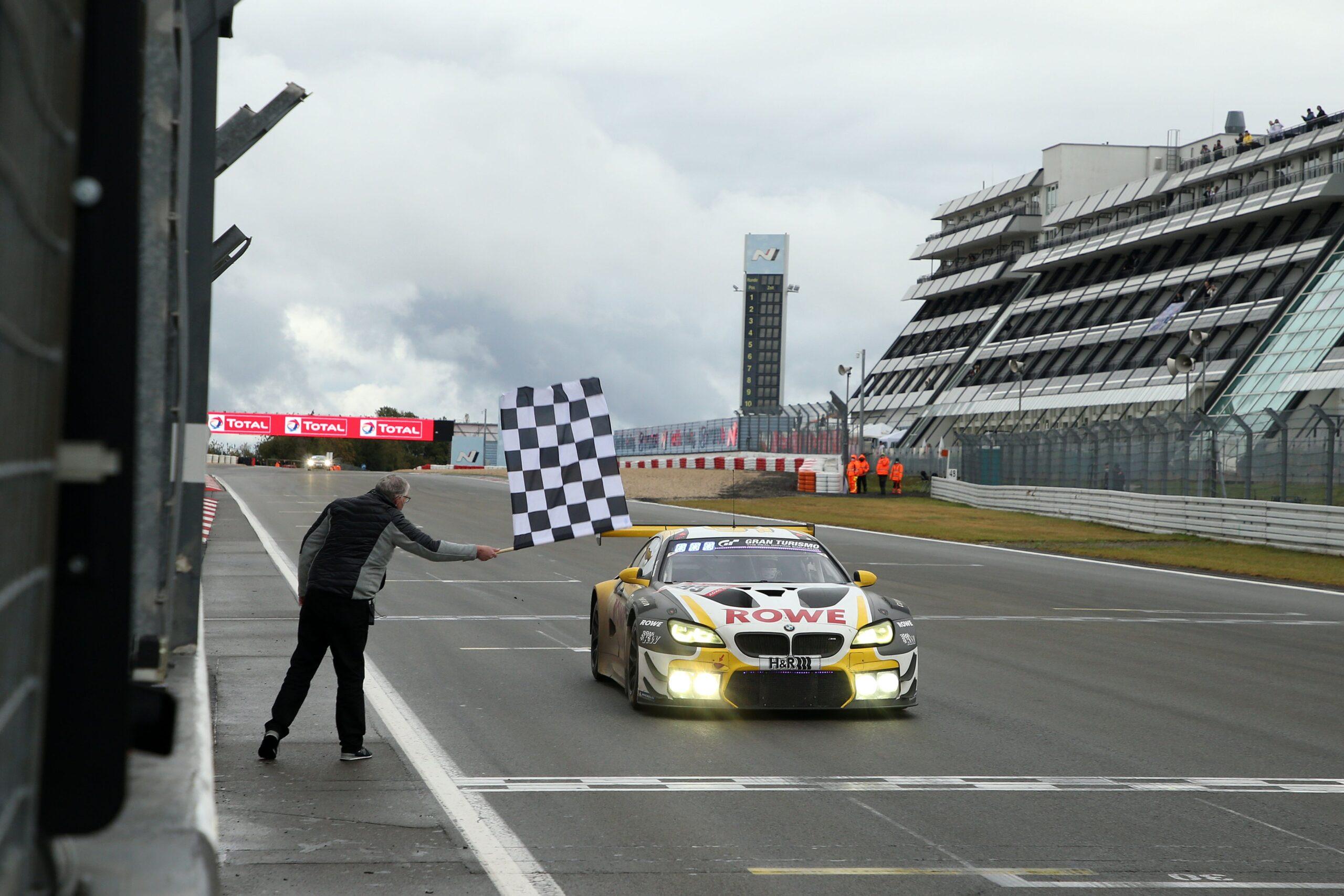 BMW M6 GT3 Nurburgring