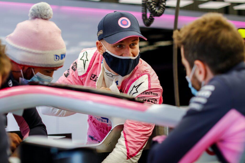Nico Hulkenberg ważnym elementem w układance Racing Point