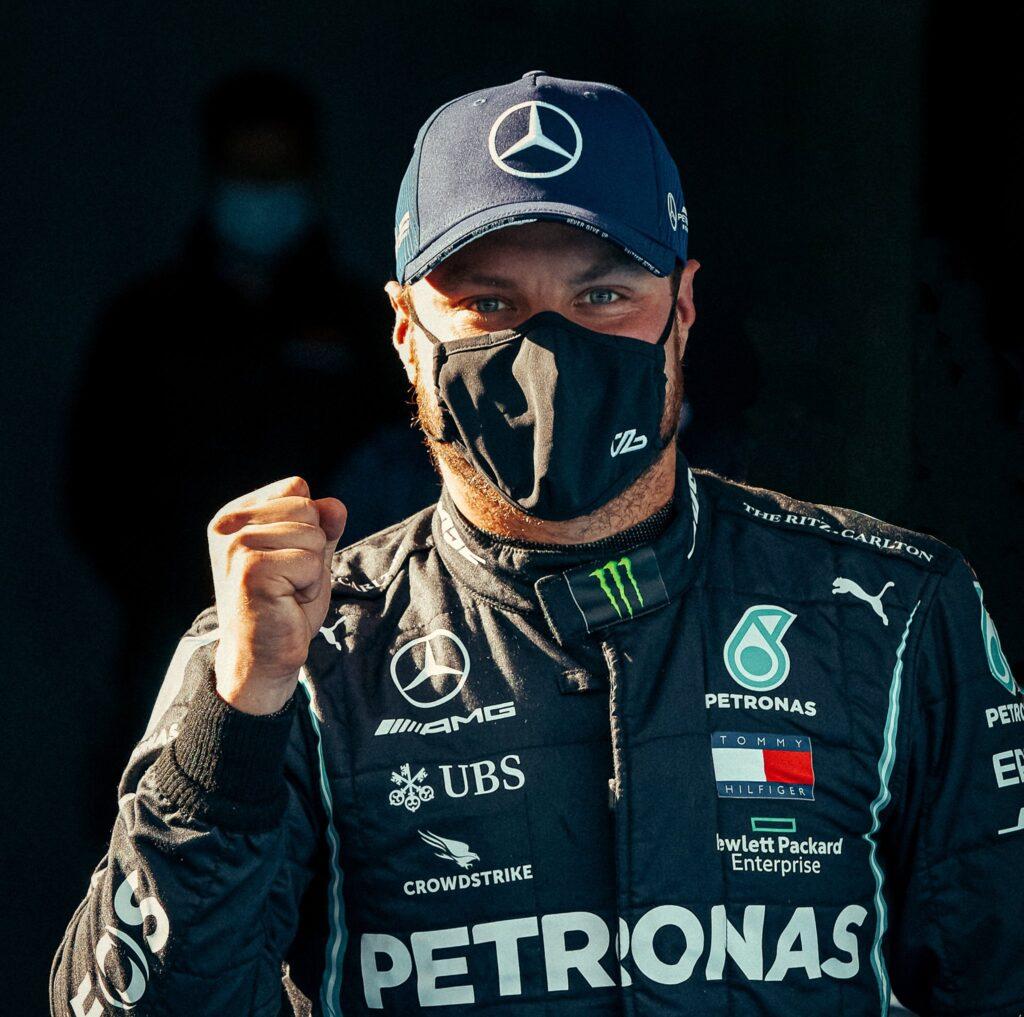 Valtteri Bottas na czele oraz świetny występ Leclerca