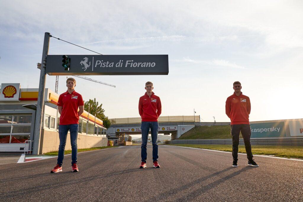 Akademia Ferrari z pozytywnym bólem głowy. Kto wejdzie do F1?