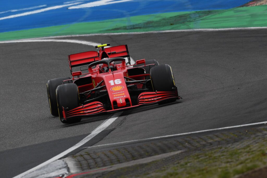 Ferrari przywiezie poprawki na Grand Prix Portugalii