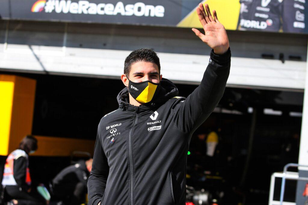 Esteban Ocon kandydatem do obsady drugiego fotela w Red Bullu?