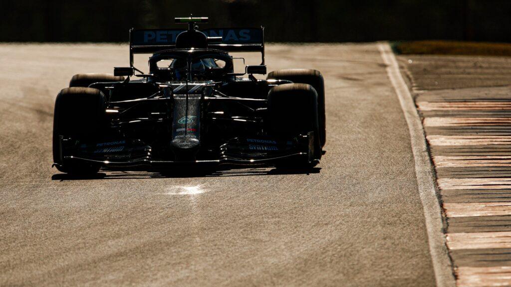 Valtteri Bottas najszybszy w piątkowych treningach na Algarve