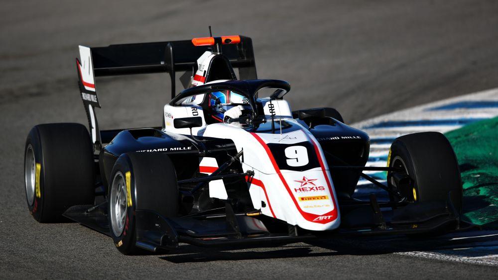 Stanek i Doohan najszybsi w posezonowych testach F3 na torze Jerez
