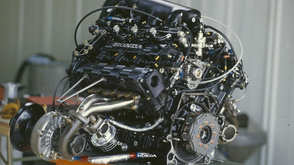 F1 Honda Engine