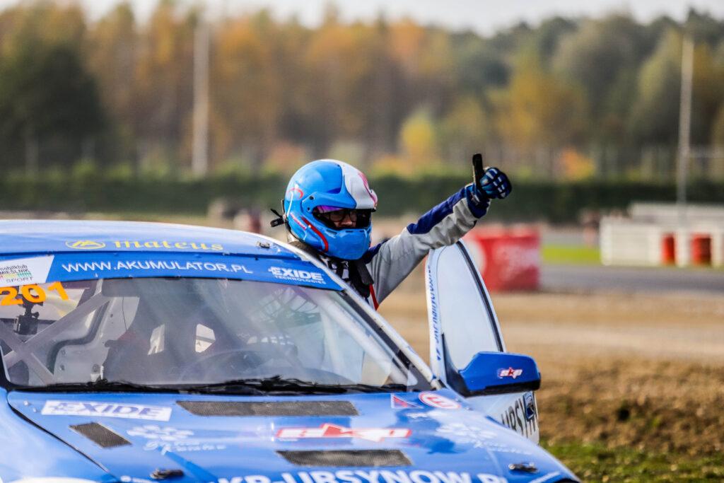 SKP Rallycross Team – z tytułami na koniec sezonu 2020