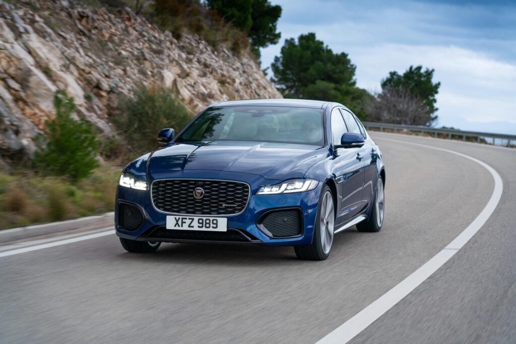 Nowy Jaguar XF Sedan i Sportbrake – nowoczesny z nutą bycia premium
