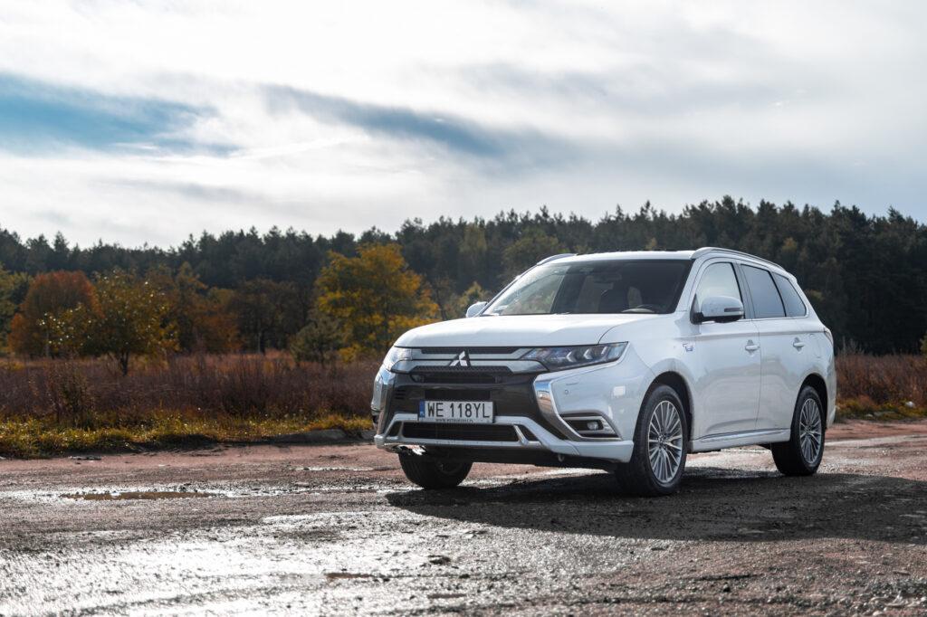 #TEST – Mitsubishi Outlander PHEV – oto najlepsza hybryda w Europie