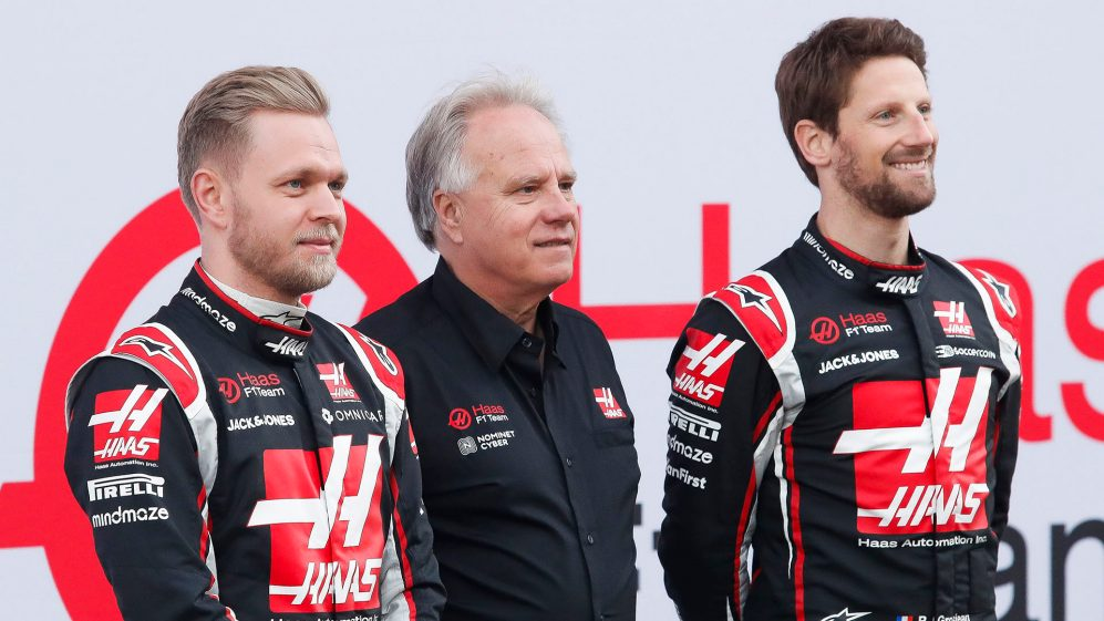 Haas porzuca obecny skład kierowców od sezonu 2021