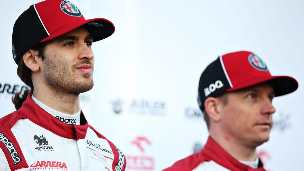 Raikkonen i Giovinazzi zostają w Alfa Romeo Racing Orlen!