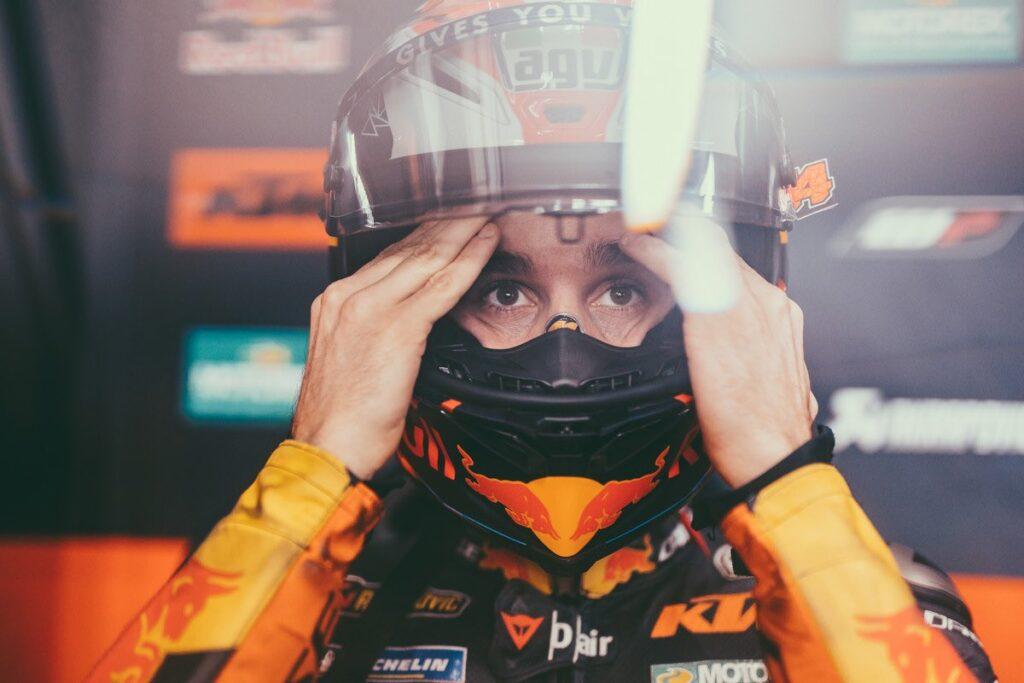 Pol Espargaro wygrywa kwalifikacje do GP Europy