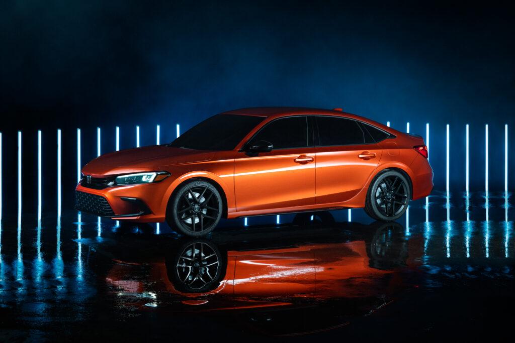 Honda nie planuje wariantu nowego Civica z napędem na cztery koła