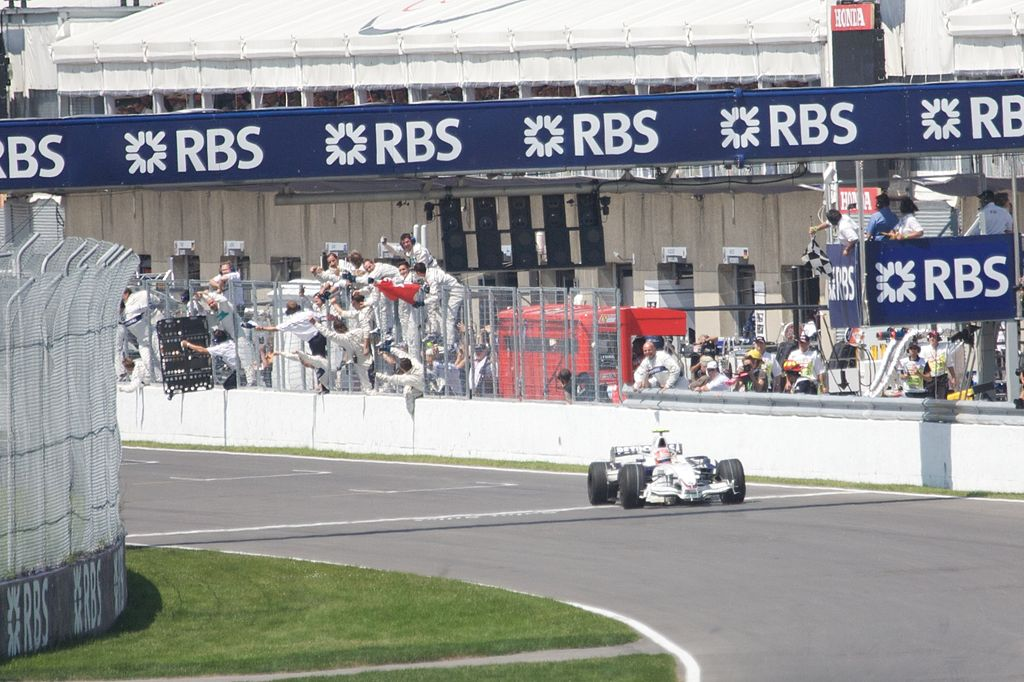 Robert Kubica Grand Prix Kanady 2008