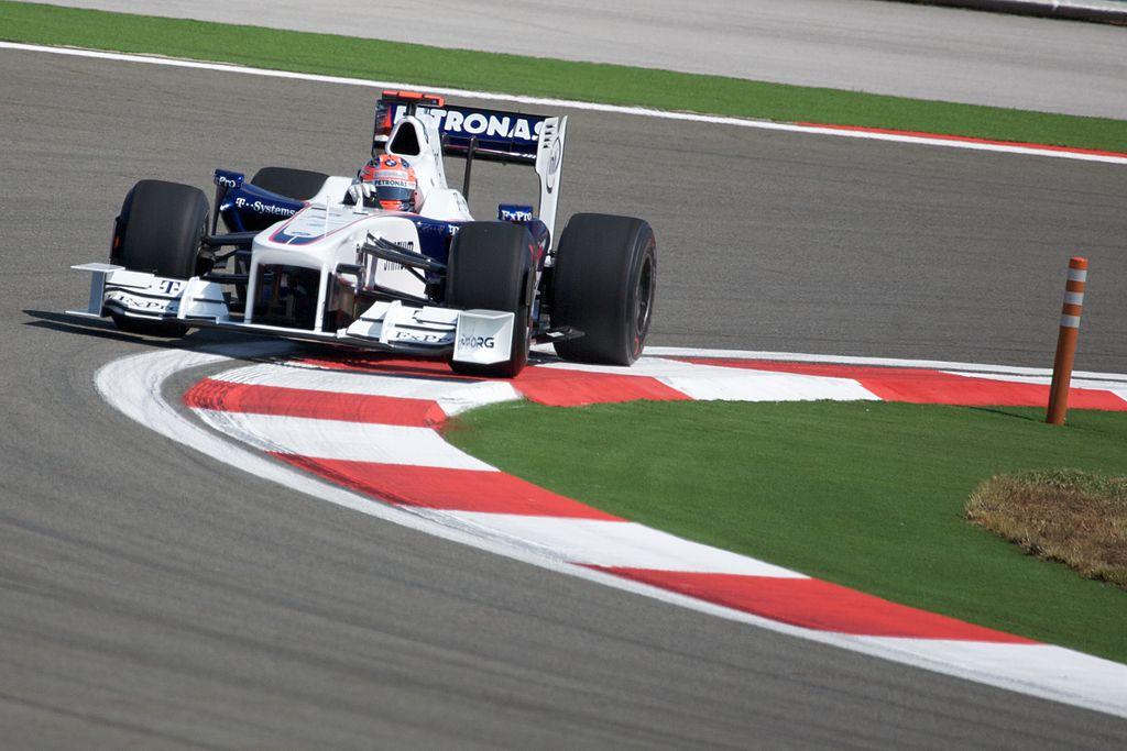 BMW Sauber F1.09 w Turcji