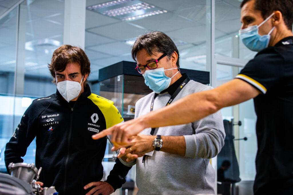 """Marcin Budkowski: """"Alonso jest niezwykle zmotywowany"""""""