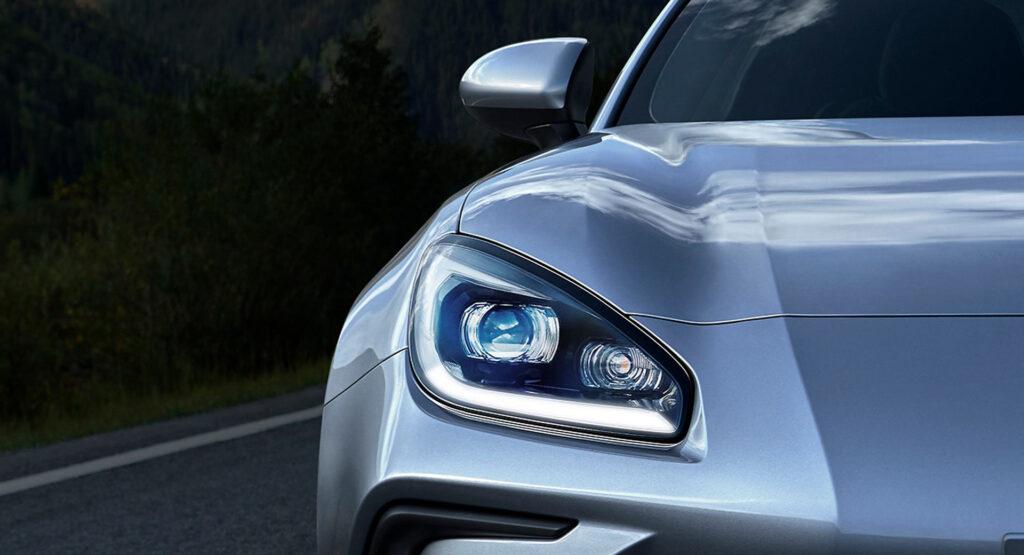 Pierwsze zdjęcia Subaru BRZ 2022 – premiera już 18 listopada