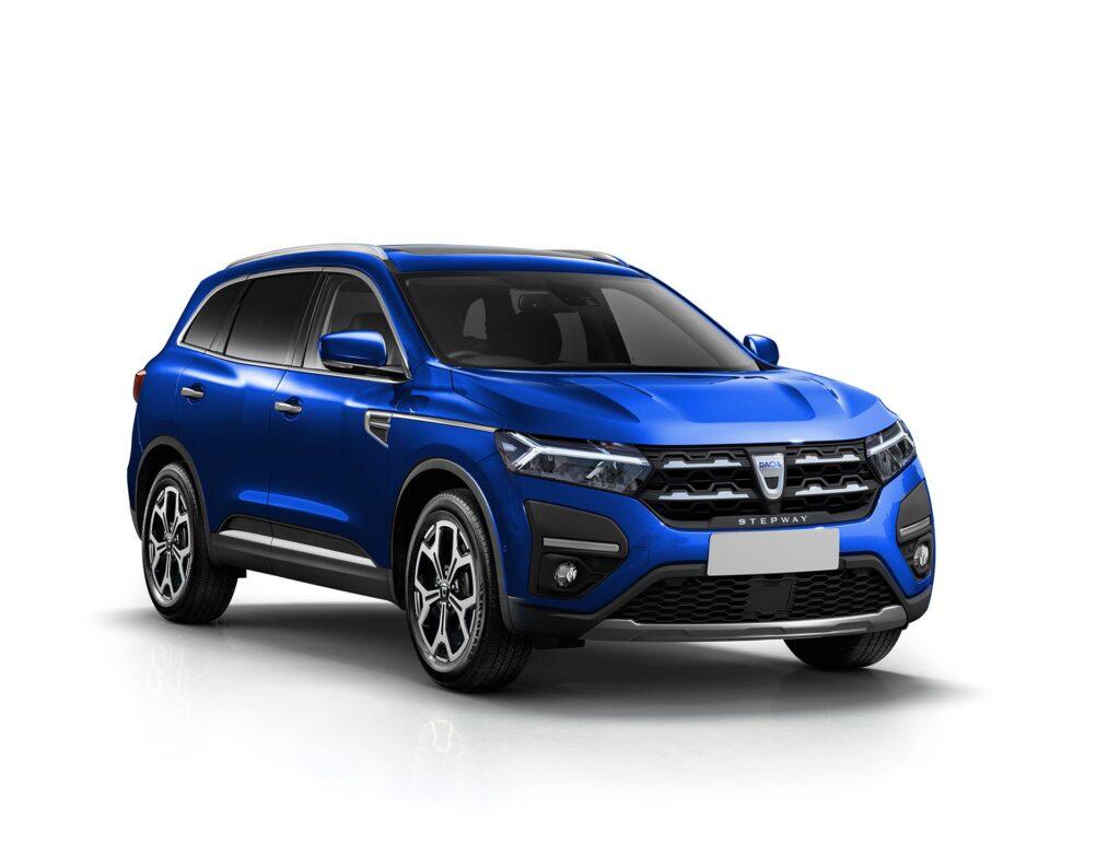 """Dacia Grand Duster – 7-miejscowy SUV z wewnętrzną nazwą """"Projekt RJI"""""""