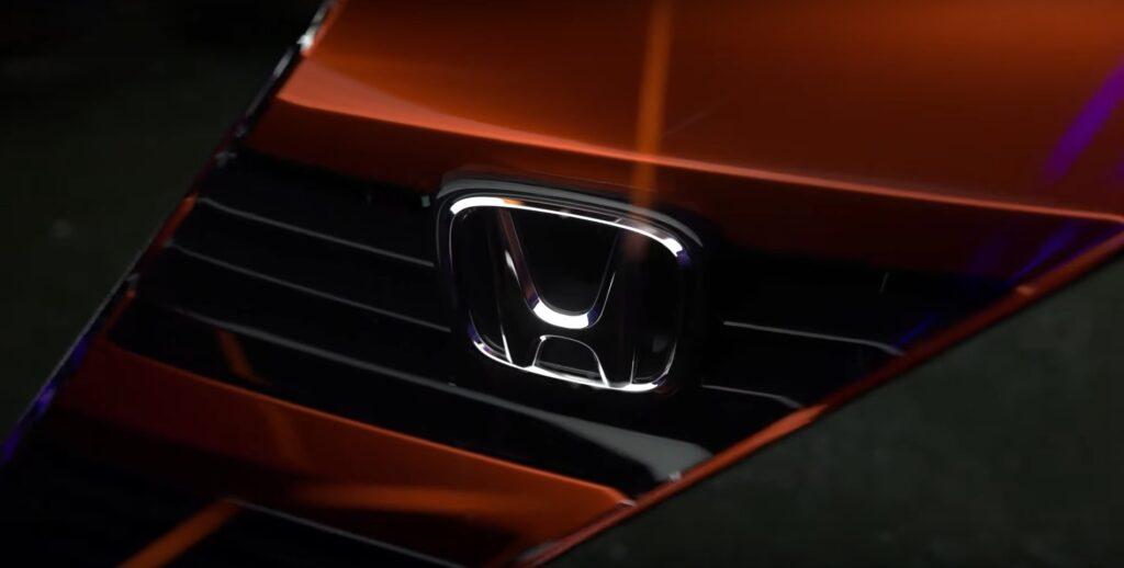 Nowa Honda Civic 2022 zadebiutuje już 18 listopada!