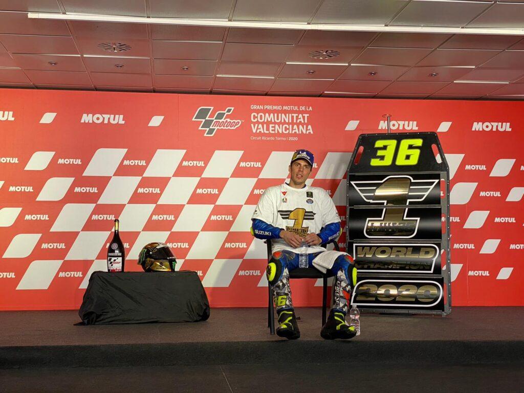 Joan Mir – droga od młodego talentu do mistrza świata MotoGP